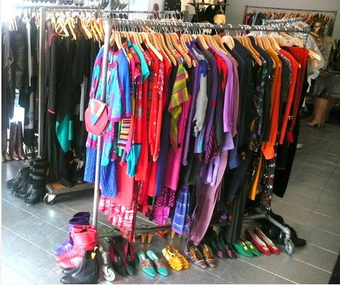 FABULOUS THRIFTING &amp- VINTAGE STORES IN NYC