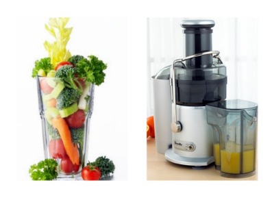 Yes, I have Started Juicing!