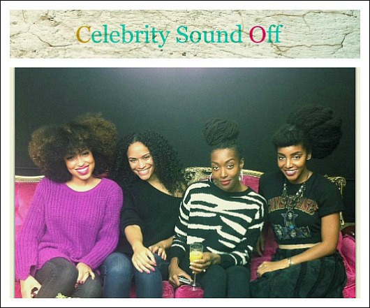 Behind the Scenes on the 'Celebrity Sound Off' Show + Video & Bonus Footage