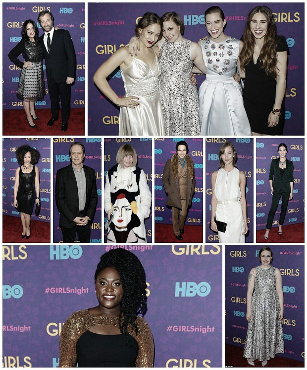 HBO Celebrity Collage r