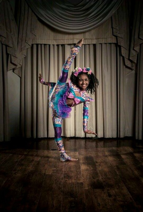 exclusive interview with 10 year old twin dancers imani