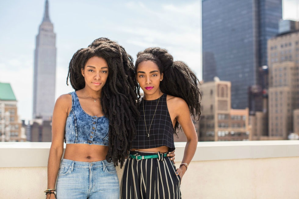 6 Sets of Natural Twins Slaying the Style Game | African
